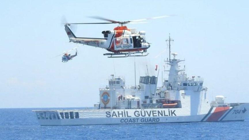 Sahil Güvenlik Komutanlığı'nda atamalar belli oldu
