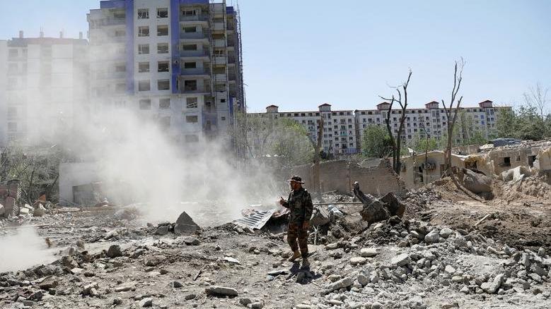 'ABD'nin Kabil'deki saldırısında aynı aileden 6 çocuk öldü'