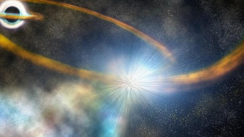 Harvard Üniversitesi: Kara delikler tüm galaksiyi yok edebilir