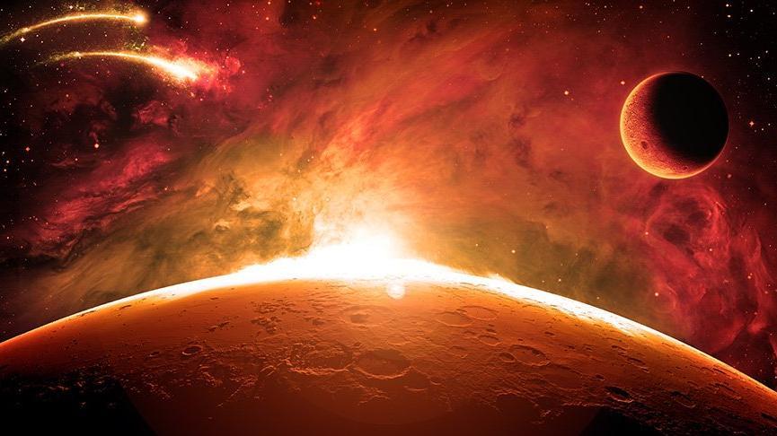 29 Temmuz – 15 Eylül Mars Başak burcunda: Nazar etme ne olur, çalış senin de olur
