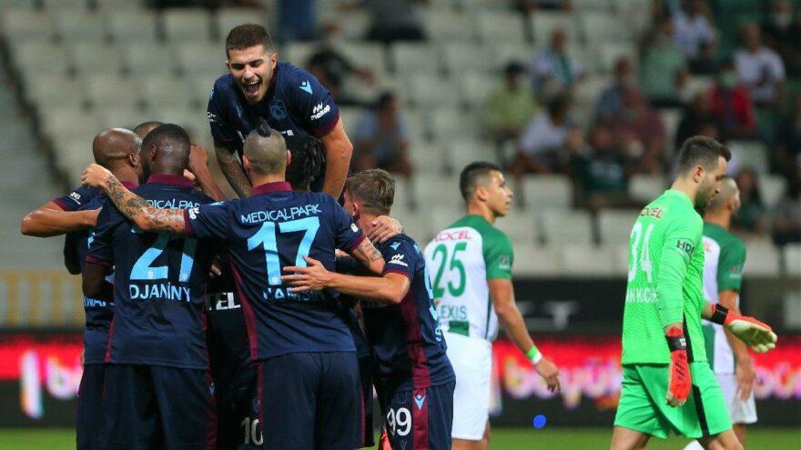 Rakamlar yalan söylemez! Trabzon 2021'de hem coşuyor hem coşturuyor