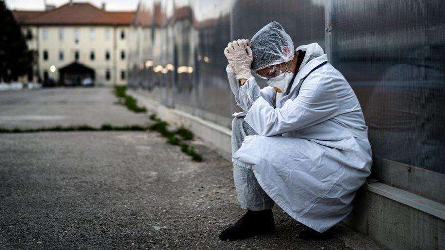 'Sağlıkçılar, şiddet nedeniyle ülkeden gitmek istiyorlar'