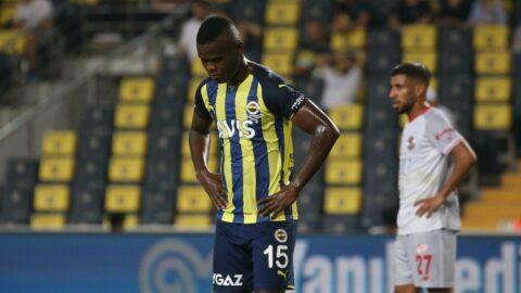 Fenerbahçe'de Mbwana Samatta defteri kapanıyor! Yeni adresi...
