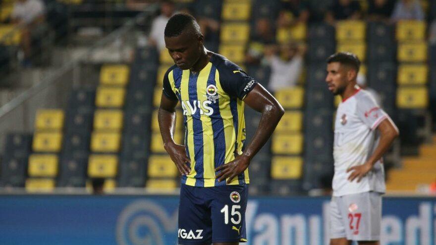 Fenerbahçe'de Mbwana Samatta defteri kapanıyor! Yeni adresi…