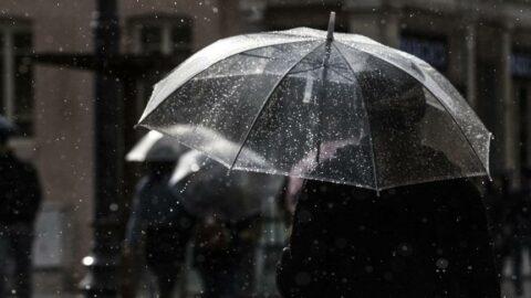 Sıcaklıklar düşüyor, kuvvetli yağış geliyor