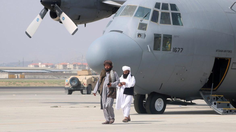 'Taliban'ın hava kuvvetleri Avrupa ülkelerinin ilerisinde'