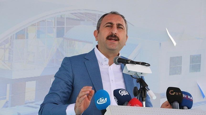 Bakan Gül'den yeni adli yıl mesajı