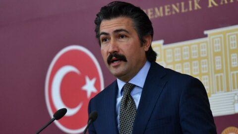 AKP'li Özkan'a bir suç duyurusu da İYİ Partili Çağlayan'dan