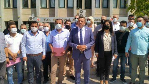 AKP Grup Başkanvekiline 'Katalog Damat' suçlaması
