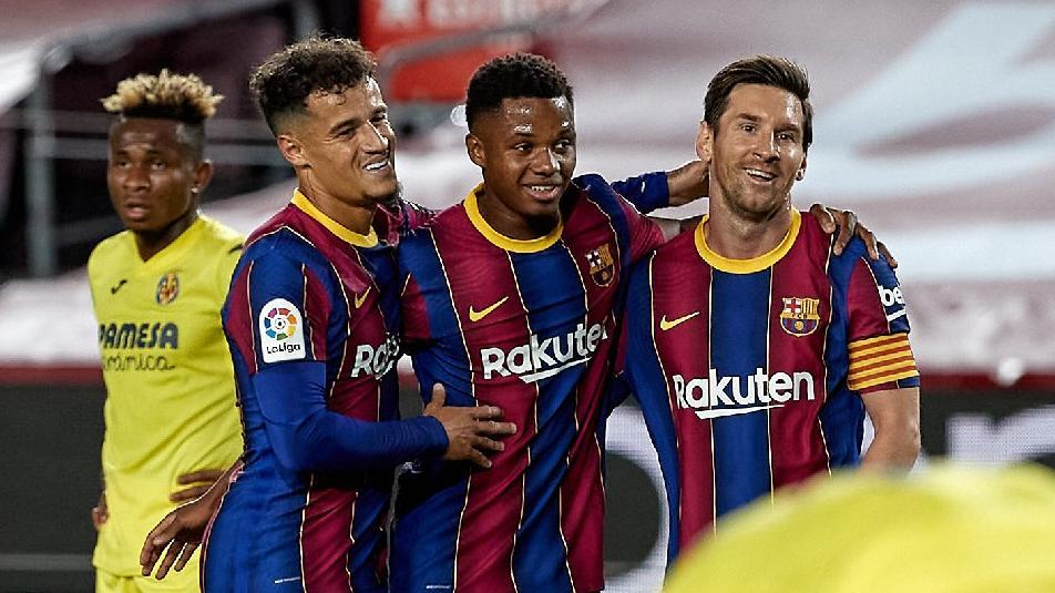 Barcelona Messi'nin gidişi sonrası yeni 10 numaranın sahibini açıkladı