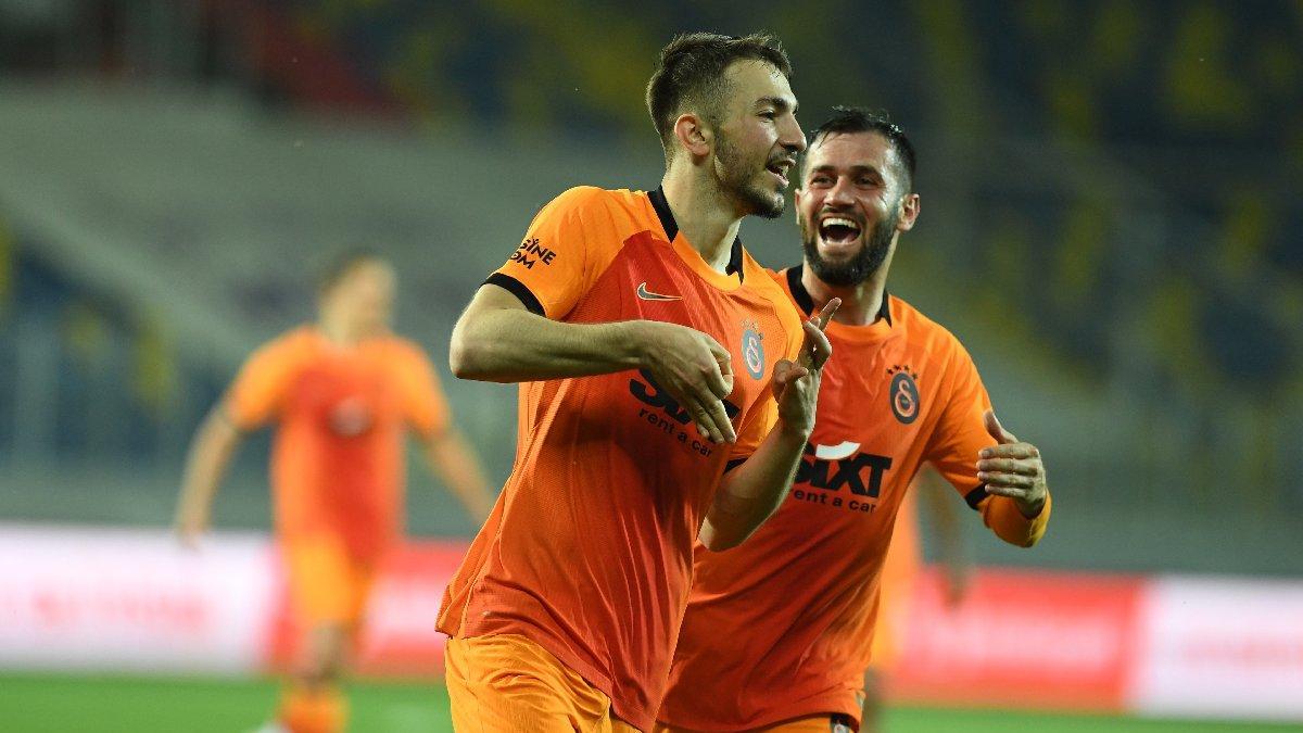 Galatasaray'ın transferini KAP'A bildirdiği Halil Dervişoğlu İstanbul'da