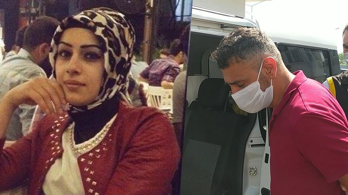 Eşini canice öldürdü, 'cinler yüzünden' deyip ağlamaya başladı