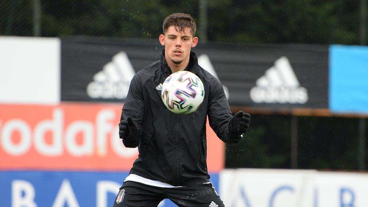 Montero, Beşiktaş'a geri döndü
