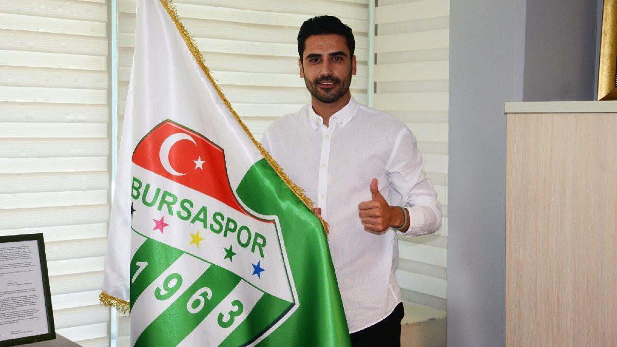 Bursaspor'da şok ayrılık! Sadece 19 gün kalabildi