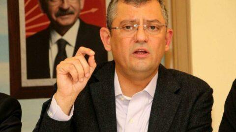 CHP'li Özel'den erken seçim açıklaması: Gün sayıyoruz