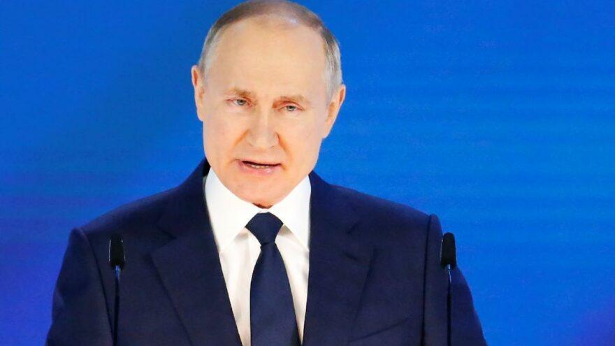 Rusya Devlet Başkanı Putin'den ABD'ye Afganistan tepkisi: Yalnızca trajediye yol açtı