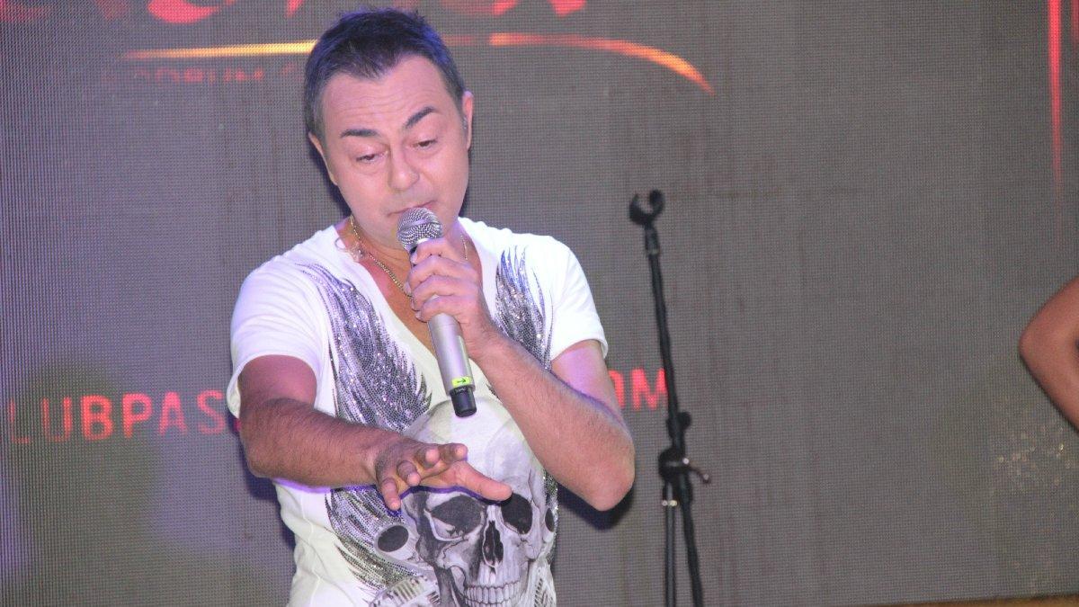 Corona'ya yakalanan Serdar Ortaç'ın konseri iptal edildi