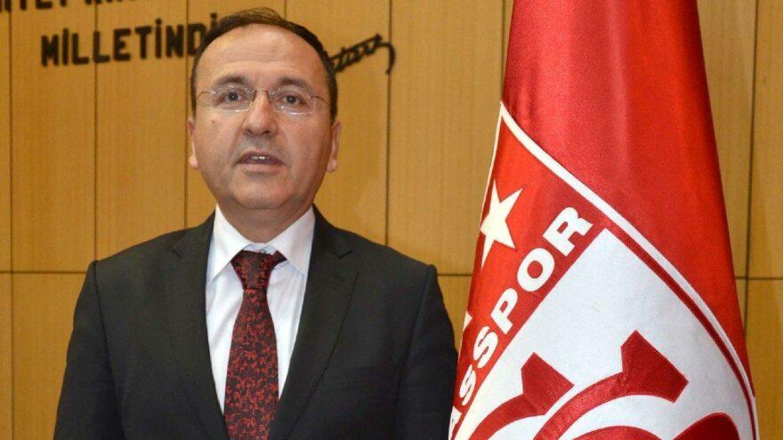 Sivasspor Başkan Vekili Sarılar'ın acı günü