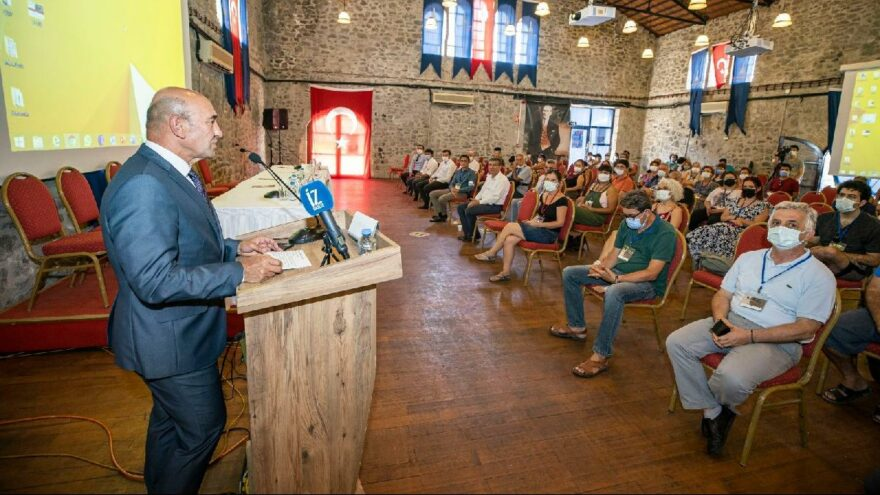 Tunç Soyer: İzmir'de dayanışmayı yücelttik