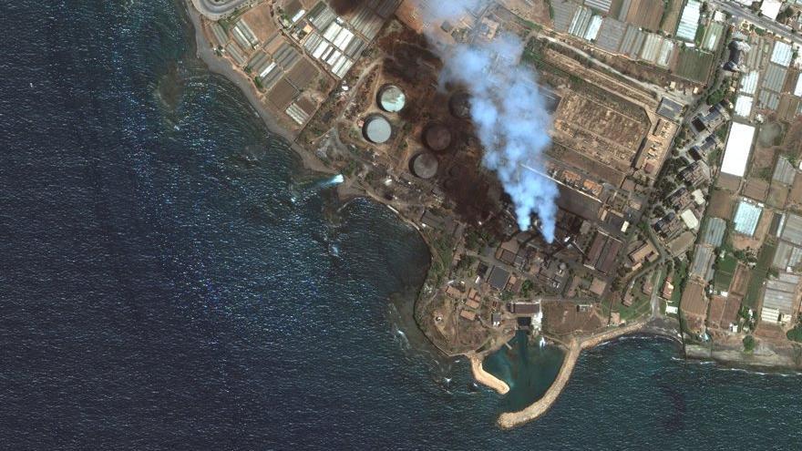 Suriye'de petrol sızıntısı: Türkiye harekete geçti