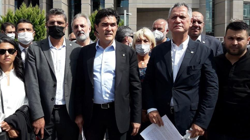 'İYİ Partiyi FETÖ kurdurttu' diyen AKP'li Özkan hakkında suç duyurusu