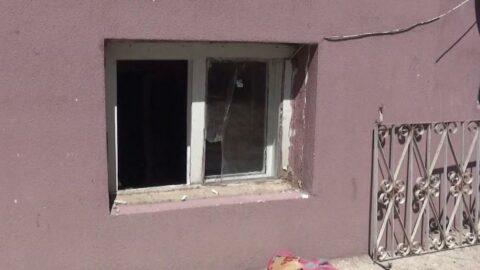 Coronaya yakalanan kadını, pencereden evine girerek çıkardılar