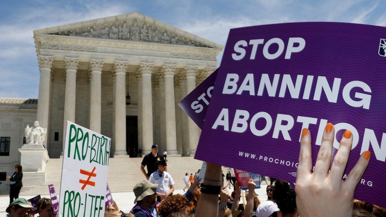 Teksas'ta 'ülkenin en ağır' kürtaj yasası yürürlüğe girdi