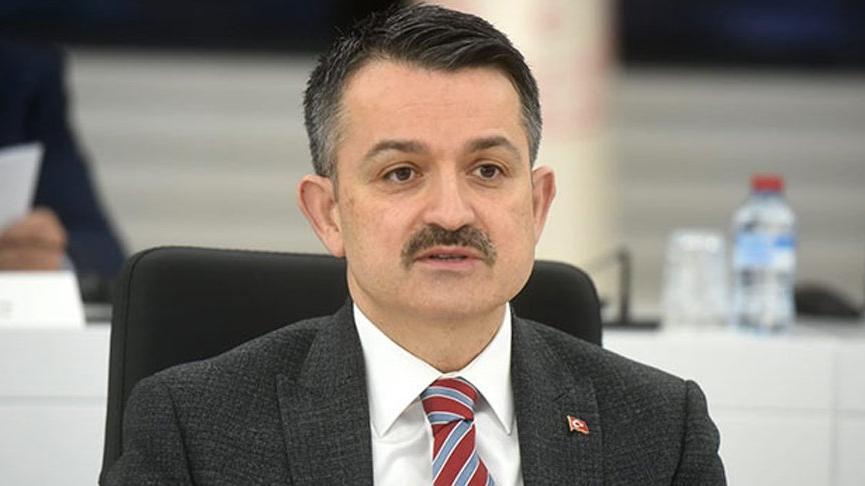 BakanPakdemirli: Tunceli'de 83 bin fidan dikeceğiz