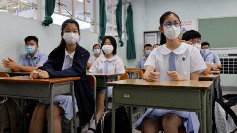 Delta varyantı gölgesinde eğitim... Dünyada okullar nasıl açılıyor: Sınıfta konuşmak yasak, yemekler evden