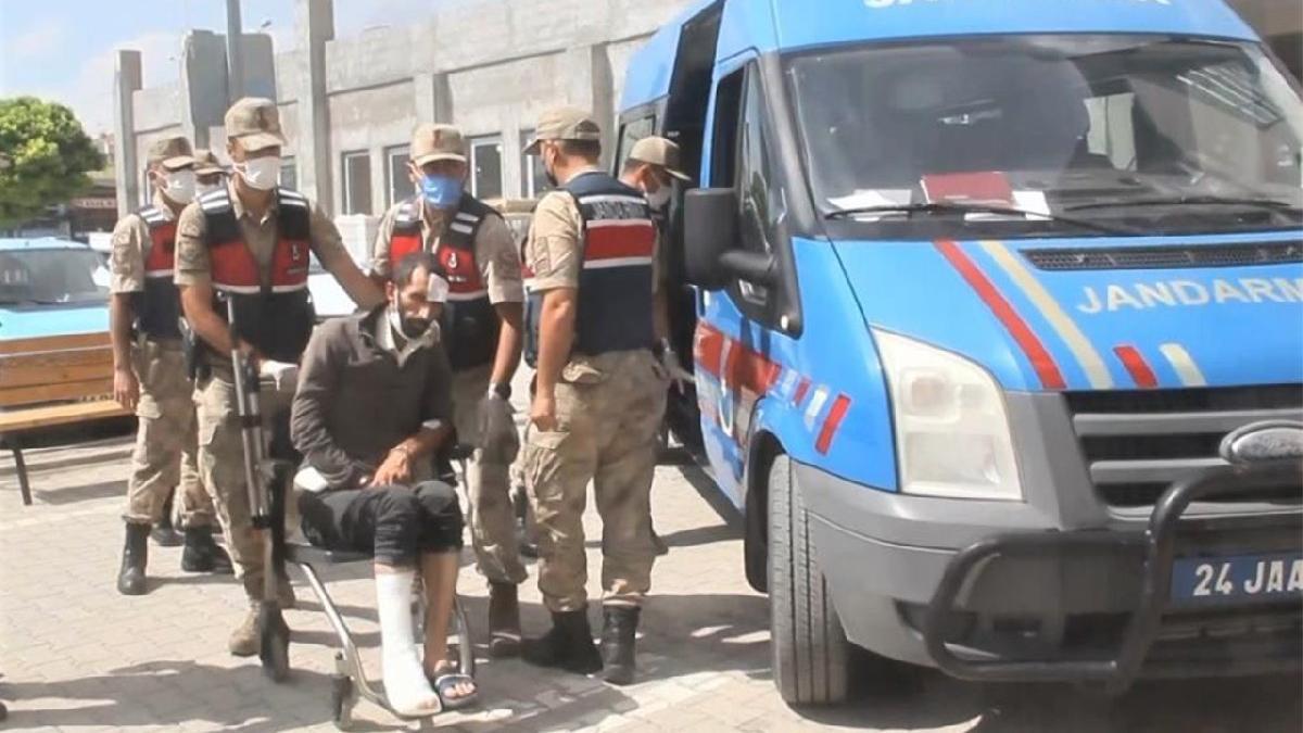 Erzincan'da 2 kişiyi öldüren katil zanlısı tutuklandı