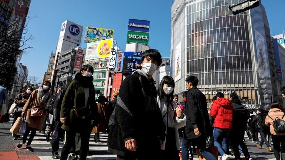 Mu mutasyonu Japonya'da da ortaya çıktı