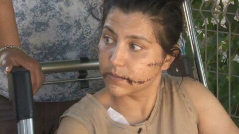 İmam nikahlı kocası banyoya kilitleyip 100 yerinden bıçakladı! Dehşeti anlattı