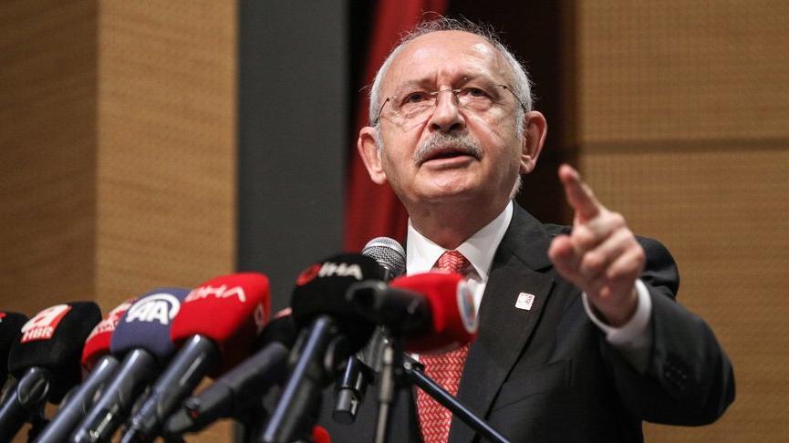 Kemal Kılıçdaroğlu: Saray, gözüm üzerinde aklından bile geçirme