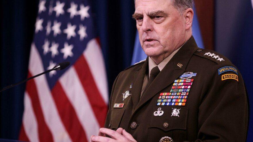 ABD Genelkurmay Başkanı Milley'den Taliban itirafı: İş birliği yapabiliriz