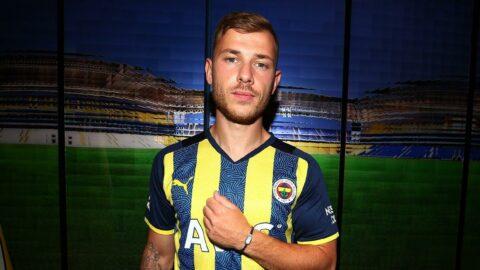 Fenerbahçe'den bir yıldız transferi daha: Max Meyer