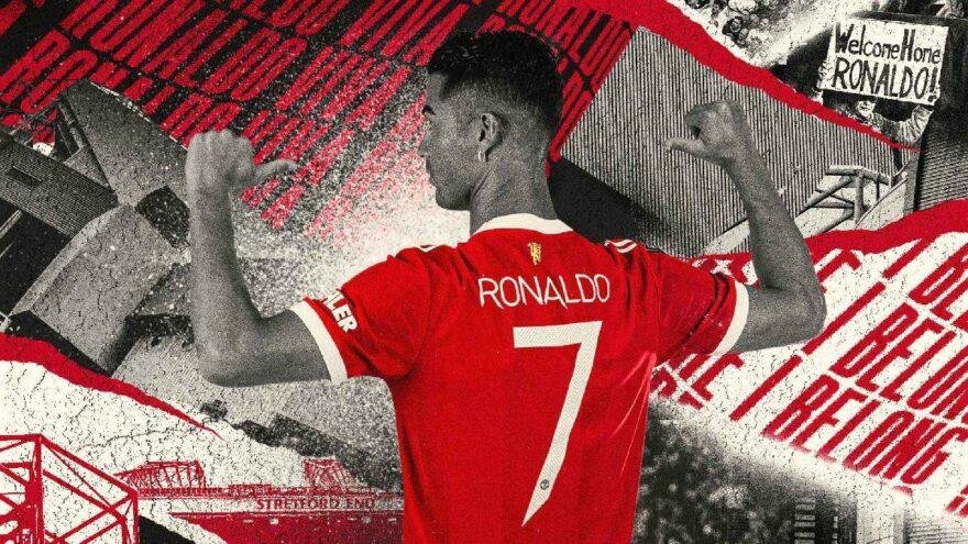Cristiano Ronaldo'nun forma numarası belli oldu