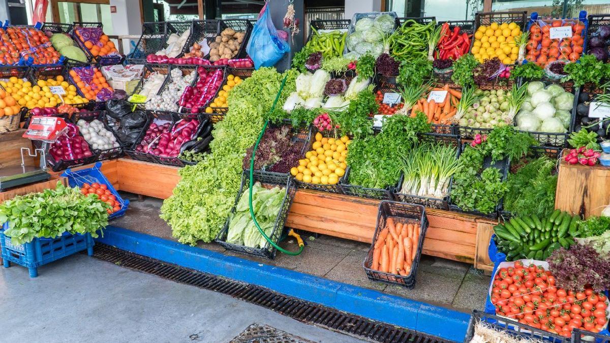 Meyve ve sebze fiyatlarında son 6 yılın en büyük artışı
