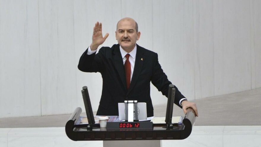 İYİ Parti'den İçişleri Bakanı Soylu'ya zor soru