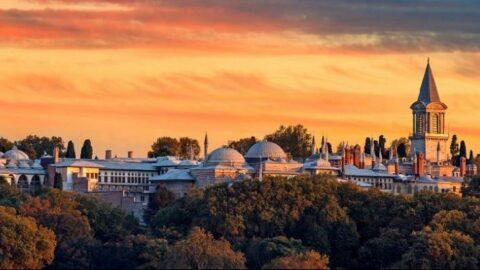 Topkapı Sarayı dünyanın en güzel sarayı seçildi