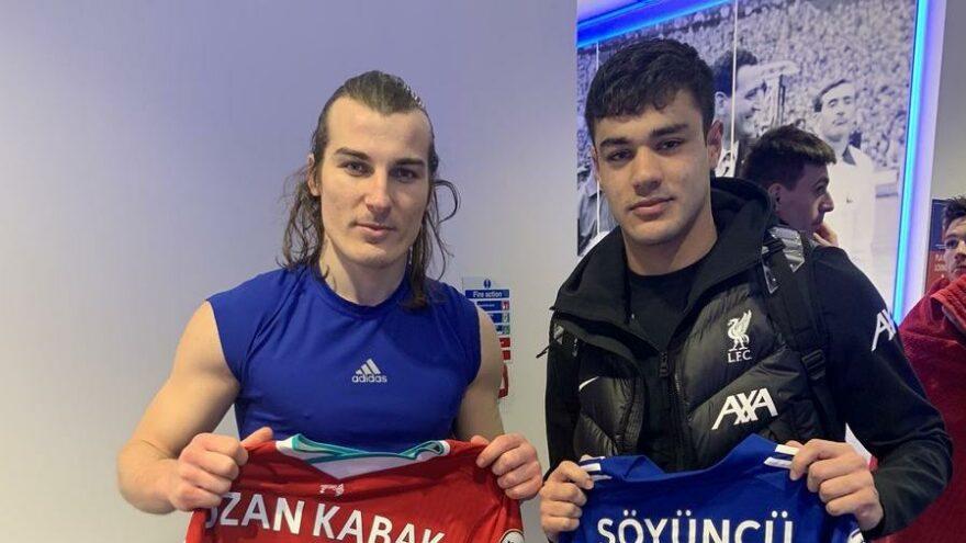 Çağlar Söyüncü ve Ozan Kabak, Milli Takım kampına İspanya'da katıldı!