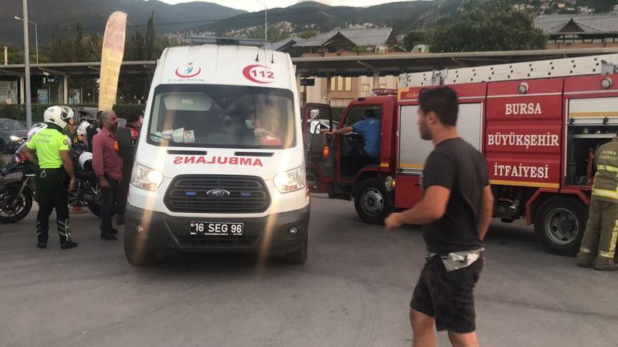 Polisten kaçan şüpheliler, otomobille İrem'e çarpıp ölümüne neden oldu