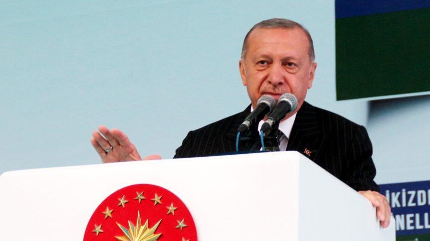 Erdoğan: Enflasyon tüm dünyanın sorunu