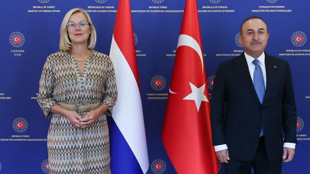 Hollanda'dan Afganistan açıklaması: Türkiye'ye destek verdi