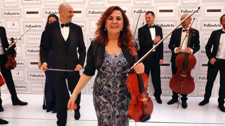 Ata'nın vizyonunda ilerleyip evrensel müzikte Türkiye'nin temsilcisi oldu
