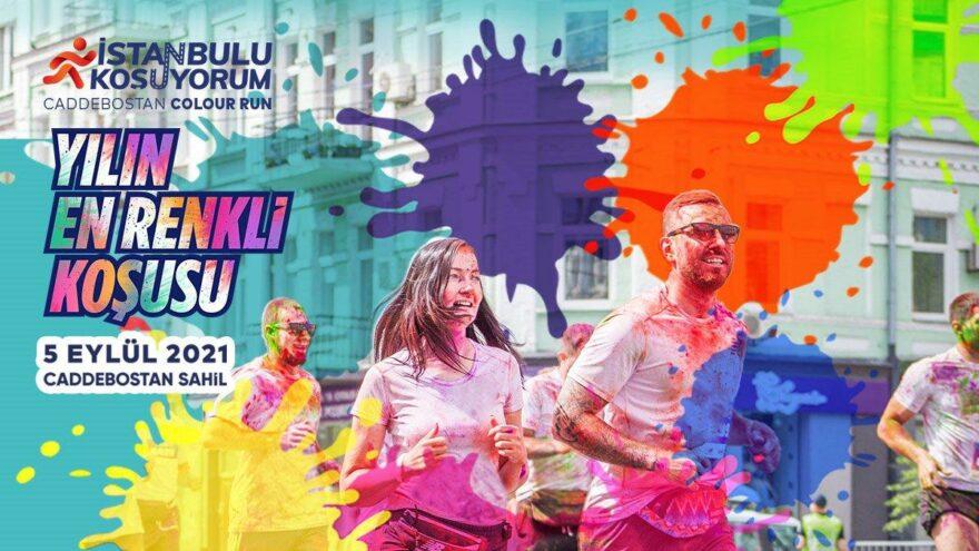 İBB'den yılın en renkli koşusu!