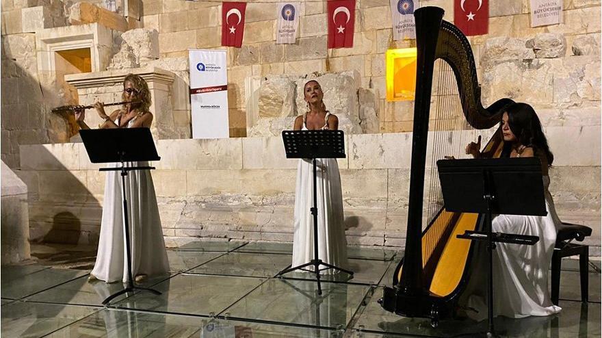 Trio Patara Grubu, Nemrut'un zirvesinde engellilerle buluşacak