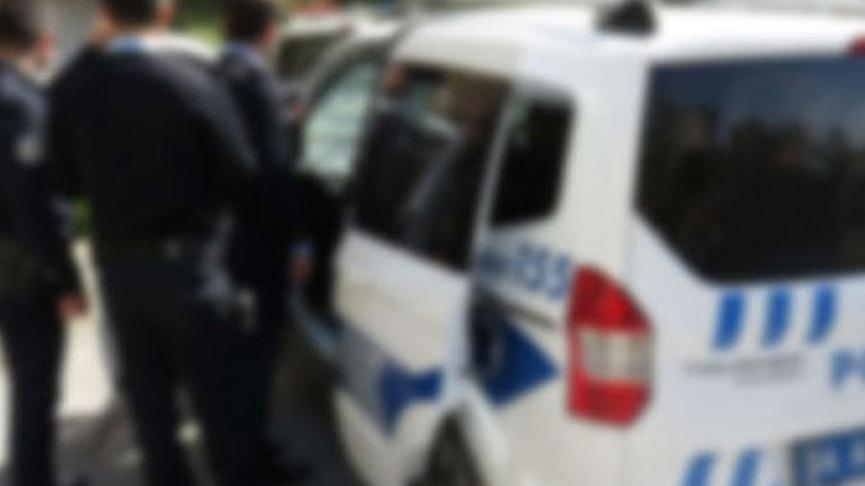 'Dur' ihtarına uymayan otomobilin sürücüsü 5 kilometrelik kovalamacayla yakalandı