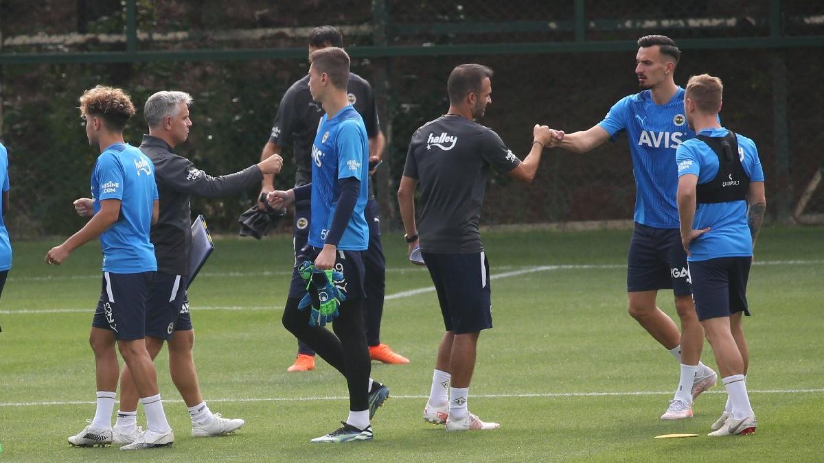 Fenerbahçe'de Berisha ve Meyer siftah yaptı