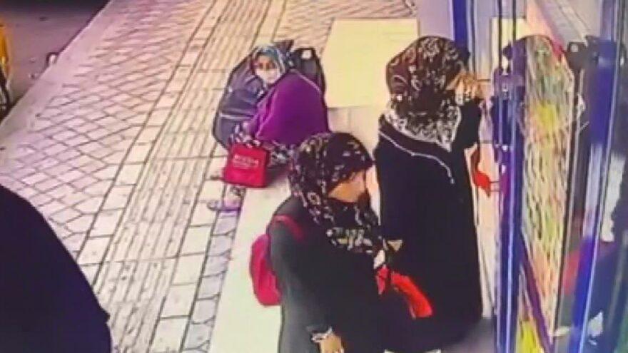 14 yaşındaki kız ile 12 yaşındaki teyzesi evden kaçtı!