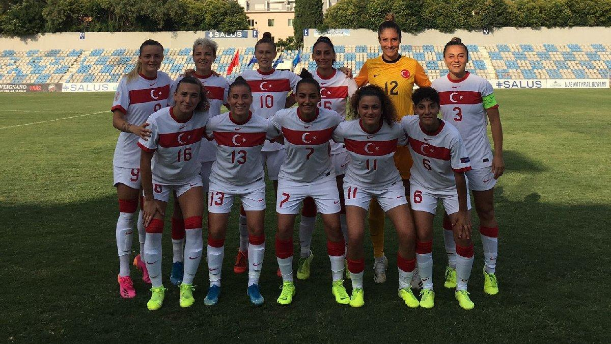 Türkiye A Milli Kadın Futbol Takımı'nın aday kadrosu açıklandı